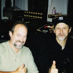 John Brandt and Eddie Kramer