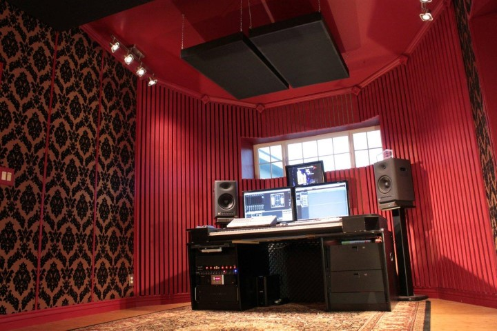 Resources john h brandt acoustic designs for How to design a recording studio